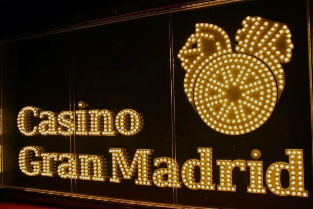 casino gran madrid columbus madrid spanien