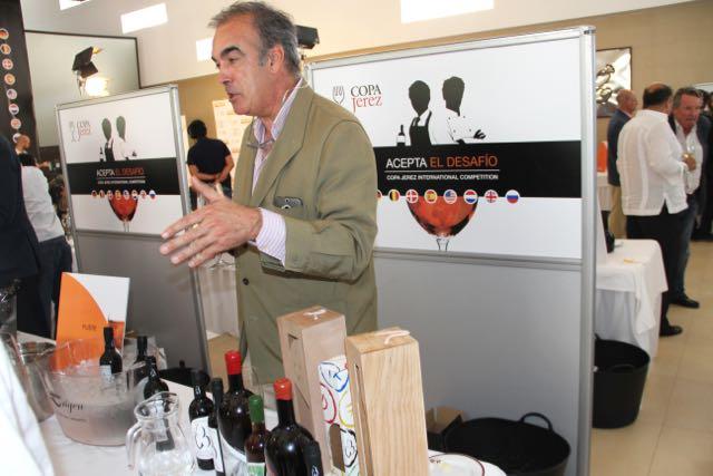 ANTONIO BARBADILLO EN SEXTA COPA JEREZ - 1