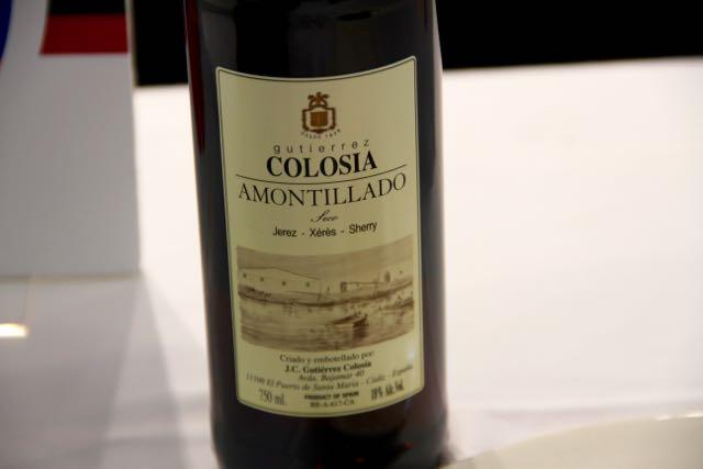 COLOSIA  COPA JEREZ - 1