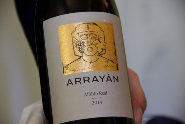 ARRAYÁN ALBILLO REAL 2014 - 1