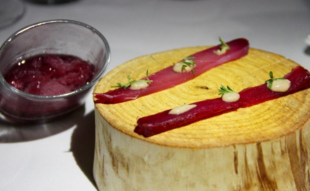 lomo de conejo en sal fran martinez - 1