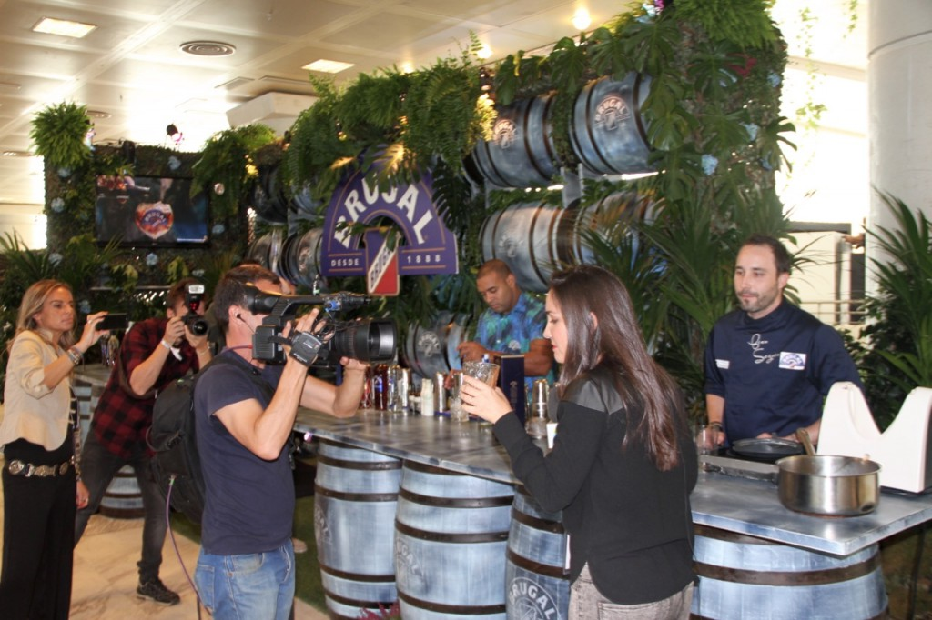 TELEMADRID MIXOLOGY - 1