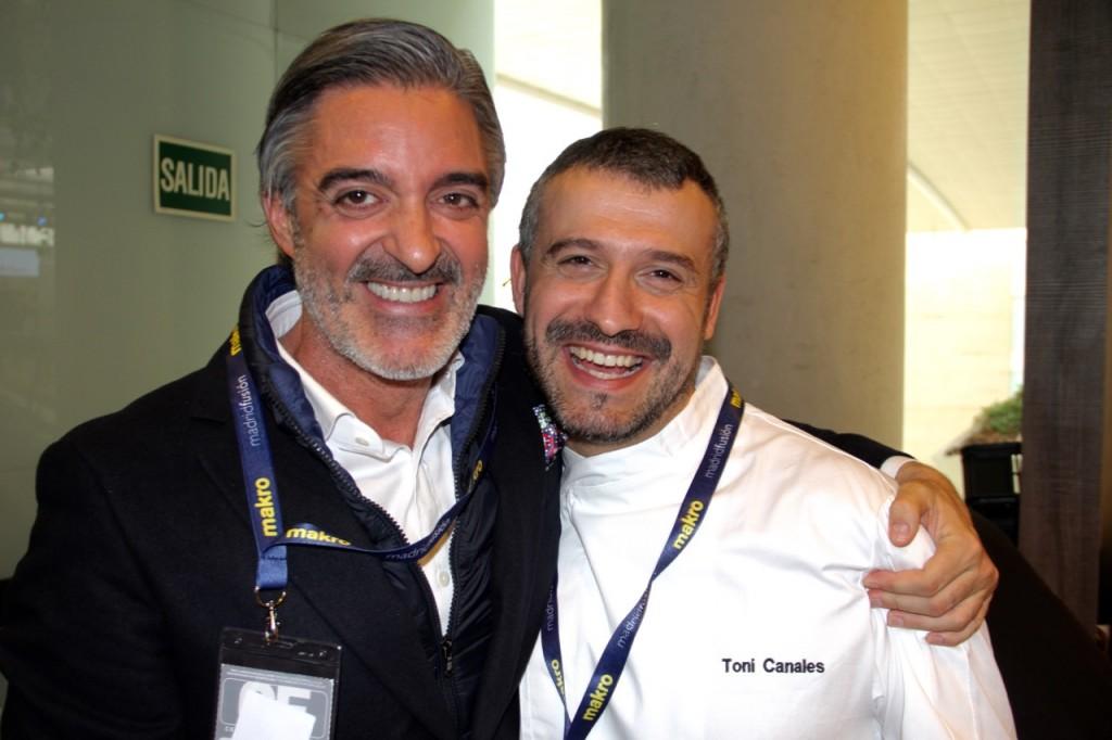 CARLOS BOCH Y TONI CANALES MADRID FUSIÓN - 1