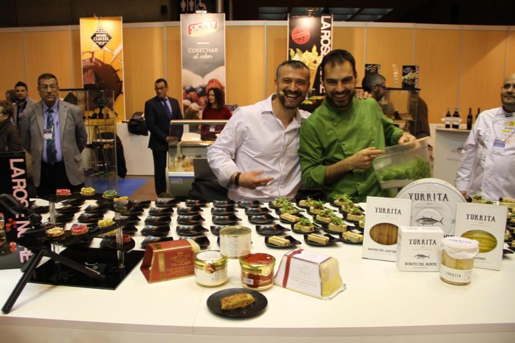 SÍBARI FOOD SERVICES TONI CANALES Y OLIVER - 1