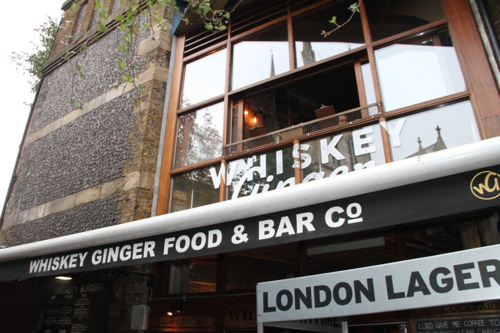 whiskey ginger food & bar co - 1