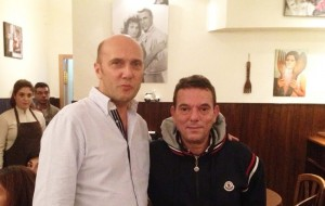 Chef, Alberto García, Don Lisander, restaurante, gastronomía, Blog Esteban Capdevila