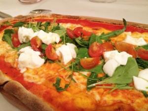 Pizza, Mozzarella, Bufala, Don Lisander; Trattoria, Blog Esteban Capdevila