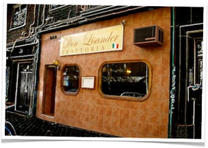 Trattoria, Madrid, restaurante, Blog Esteban Capdevila,