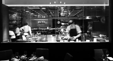 Dinner considerado el mejor restaurante de londres a la for Cocina de restaurante