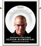 Libros de cocina, Heston Blumenthal, Blog Esteban Capdevila