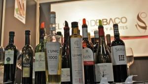 vinos y aceites de El Sueño de Baco en Madrid Fusión 2013