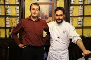 Alberto y Miguel Ángel de la Cruz. Blog Esteban Capdevila