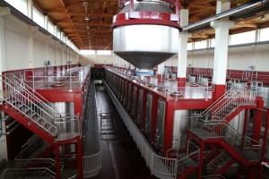 Instalaciones Bodega Abadia Retuerta. Blog Esteban Capdevila