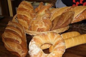 Pan artesano panadería Flores y Jiménez. Blog Esteban Capdevila