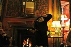 Ceremonia del Té en Escocia. Blog Esteban Capdevila