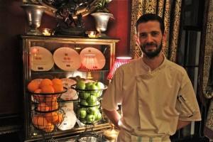 Chef John McMahon. Blog Esteban Capdevila
