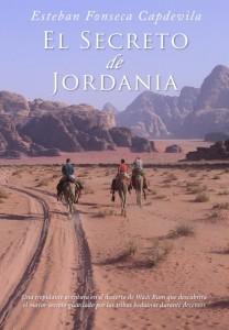Libro El Secreto de Jordania. Autor Esteban Fonseca Capdevila