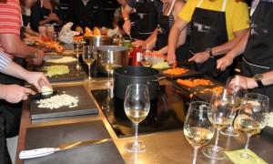 COCINANDO EN DIRECTO Evento Cocinando Madrid-Testing Madrid. Blog Esteban Capdevila