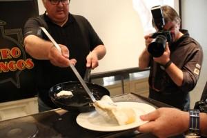 Huevo de Ganso Ibérico de Dehesa. Blog Esteban Capdevila