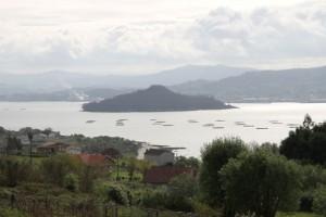 Illa de Tambo en la Ría de Pontevedra. Blog Esteban Capdevila