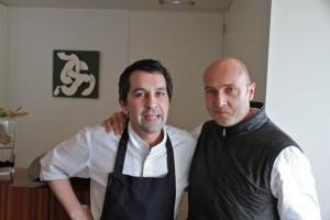 Javier Olleros y Esteban capdevila. Blog Esteban Capdevila