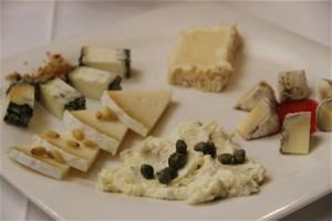 Selección de quesos artesanos de Granja Cantagrullas. Blog Esteban Capdevila