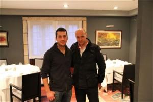 Yayo Daporta y Esteban Capdevila. Blog Esteban Capdevila