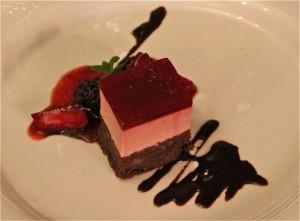 Brownie de Frutos Secos. Blog Esteban Capdevila