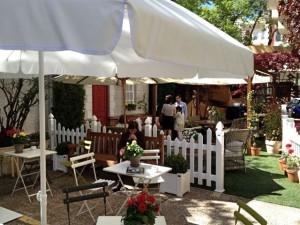 espacio de El Corte Inglés (El Jardinero Indiscreto)  por Encarna Romero. Blog Esteban Capdevila