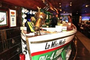 Restaurante. La Mar del Medio, Oviedo. Blog Esteban Capdevila