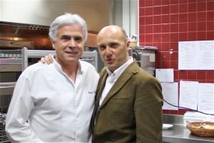 Pedro Larumbe y Esteban Capdevila. Blog Esteban Capdevila