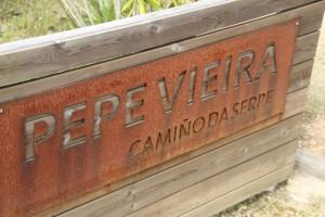 Restaurante Pepe Vieira Camiño da Serpe. Blog Esteban Capdevila