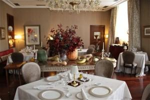 Restaurante Hotel Palacio Bosque de la Zoreda. Blog Esteban Capdevila