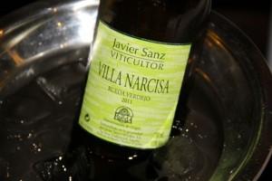 vino Villa Narcisa. Blog Esteban Capdevila