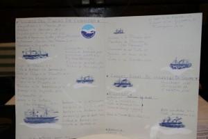 carta rte. La Mar del Medio, Oviedo. Blog Esteban Capdevila