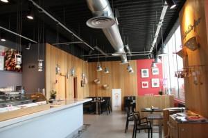 Interior Restaurante Singular Food. Blog Esteban Capdevila
