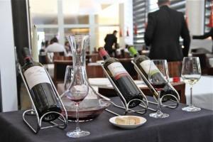 Vinos Bodegas Comenge en el Restaurante Lágrimas Negras. Blog Esteban Capdevila