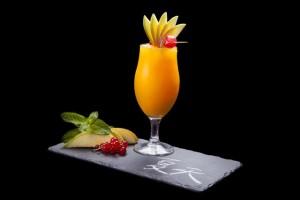 LIMANGO (Sin alcohol. Mango, azúcar, zumo de lima). BLOG ESTEBAN CAPDEVILA