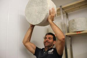Paco Roncero con el 40 Cantagrullas. Blog Esteban Capdevila