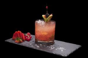 SAKERINHA (Sake, Azúcar, fresas). BLOG ESTEBAN CAPDEVILA