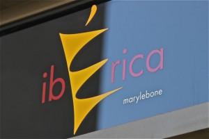 Ibérica, restaurante de Nacho Manzano en Londres. Blog Esteban Capdevila