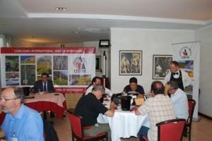 Selección de vinos en el 21º Concurso Internacional de los Vinos de Montaña