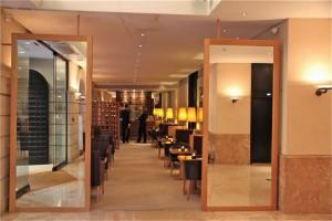 BAR TAPAS DEL HOTEL THE HALKIN DE AMETSA LONDRES. BLOG ESTEBAN CAPDEVILA