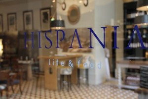 RESTAURANTE HISPANIA EN LONDRES. BLOG ESTEBAN CAPDEVILA