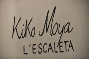 kiko Moya. Restaurante L´escaleta. Blog Esteban Capdevila