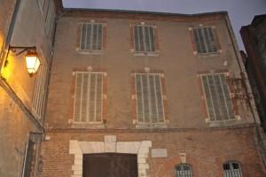 La casa de Toulouse Lautrec en Albi. Blog Esteban Capdevila