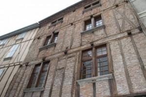 Casas de Castres, Francia. Blog.Esteban Cpadevila