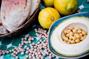 Ingredientes para crear cocina libanesa en Du Liban. Blog Esteban Capdevila
