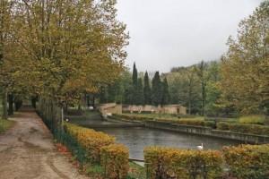 Jardines de la Escuela Militar de Sorèze . Blog Esteban Capdevila