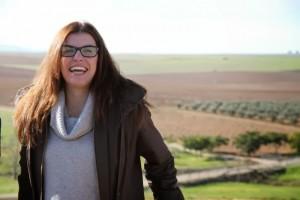 Enóloga Mercedes Suárez de Bodegas Habla. Blog Esteban Capdevila